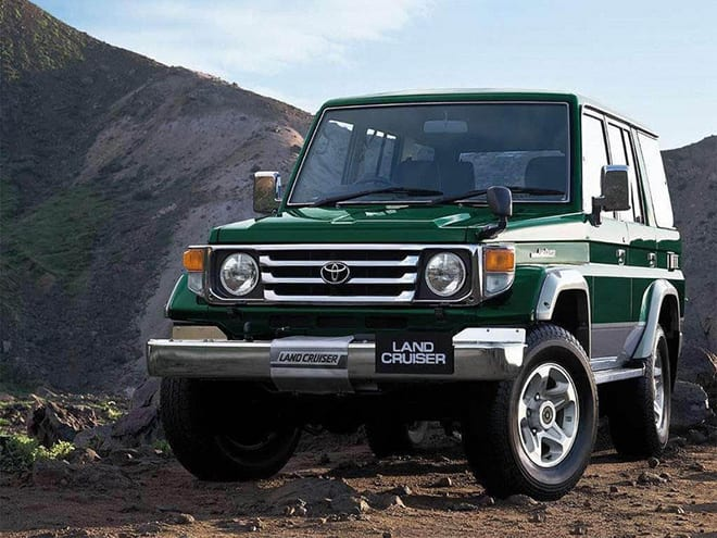 Land Cruiser 70 series_1984