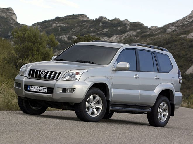 Land Cruiser Prado 120 2002