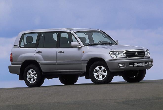 Land Cruiser 100 1998
