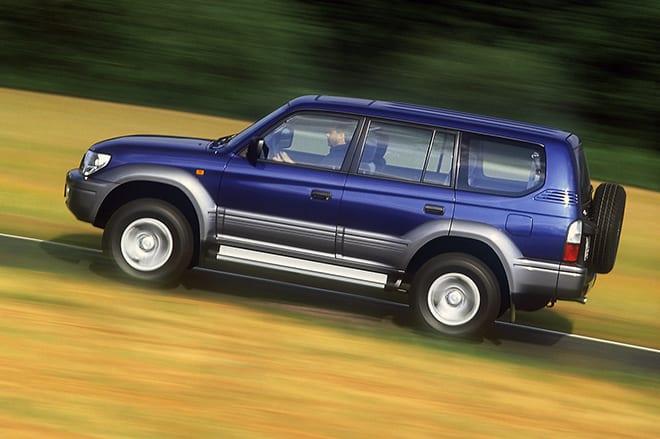 Land Cruiser Prado 90 1996