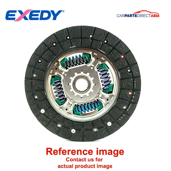 CLUTCH DISC, EXEDY TOYOTA COASTER, LAND CRUISER 40/50/60/70 * (FJ40, FJ55,  FJ60, FJ70, FJ75, HB30)