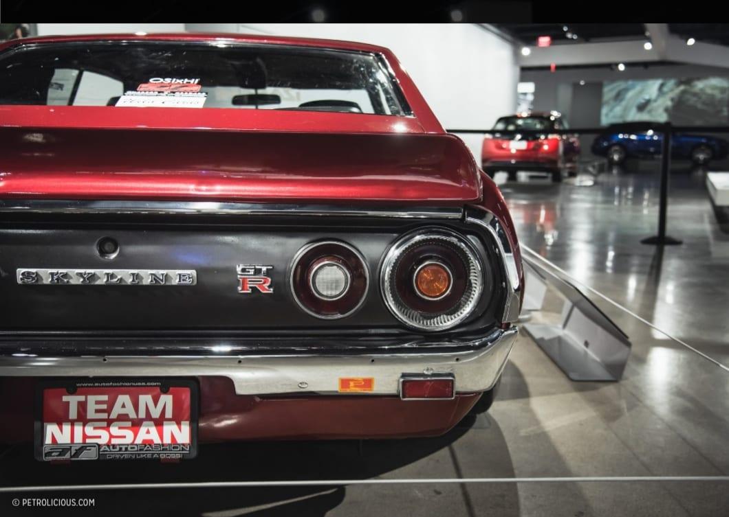 "1973 Nissan Skyline 2000 GT-X ""Kenmeri"""