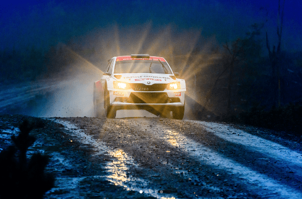 Australian Rally Car Championship 2018 Tasmania