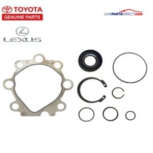 04446-30120 GASKET/SEAL KIT, POWER STEERING PUMP. TOYOTA GENUINE PARTS SUPRA, HIACE, HILUX, LAND CRUISER 90/PRADO / LEXUS IS200 * (JZA80, RZH111, RZJ120, RZJ95)