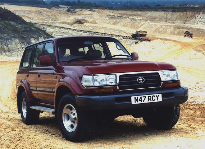 Land Cruiser 80 1989 - 1997