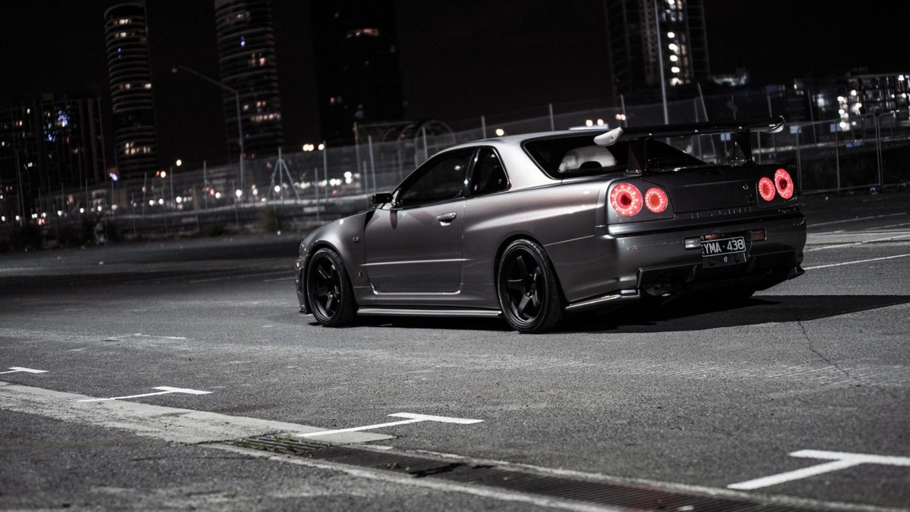 Nissan Skyline GTR 32