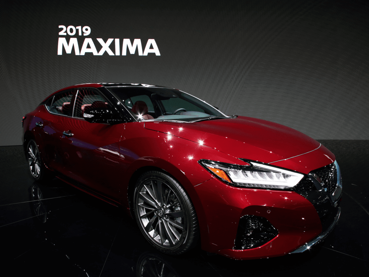 Nissan Maxima 2019 LA Auto Show 2018 Car Parts Car Parts Direct Asia