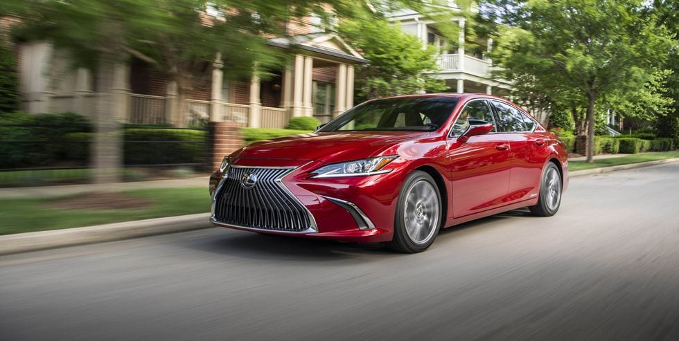 2019 Lexus ES300H Car Parts Direct Asia