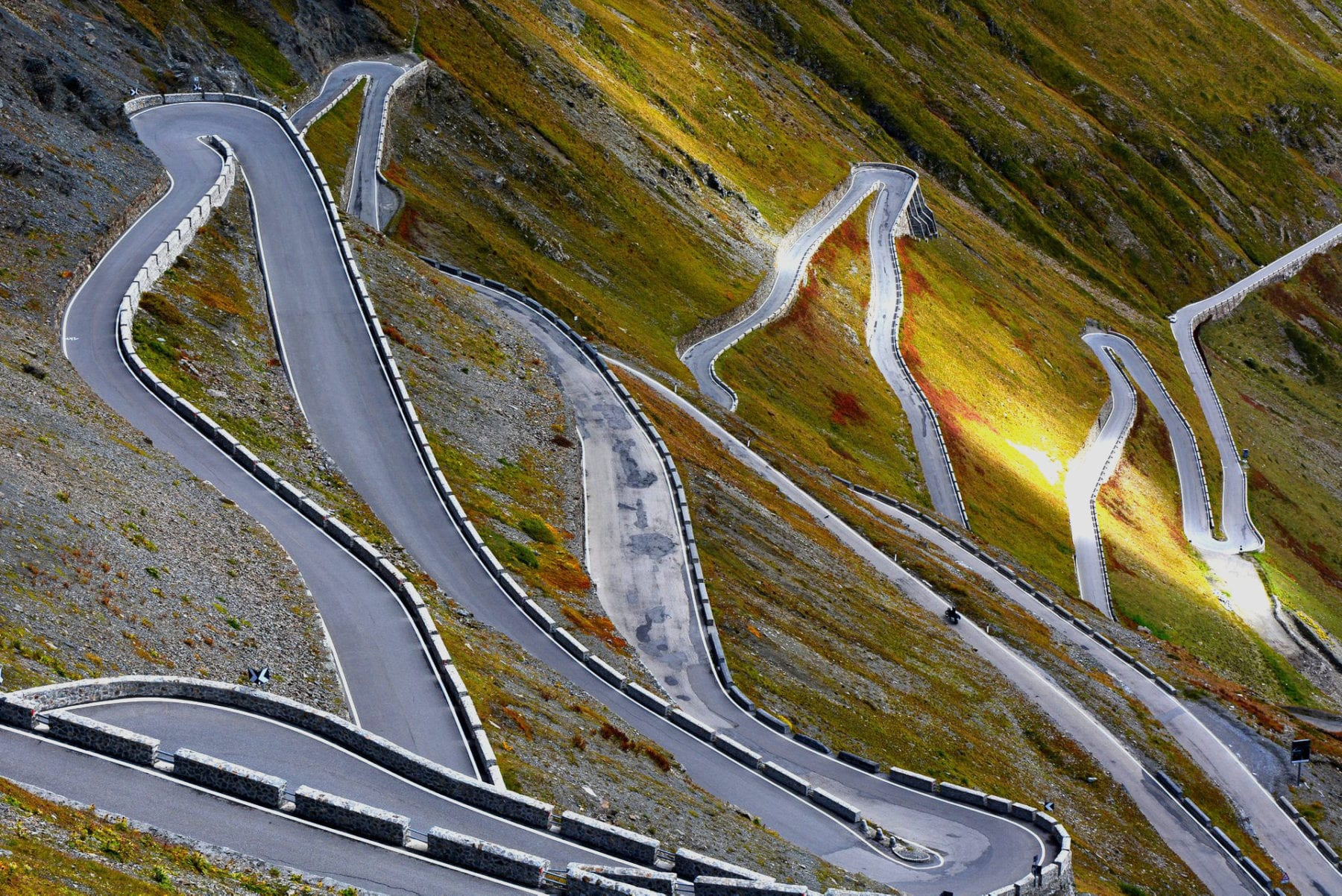 italy-stelvio-pass Hella Pagid Brake Pads tested