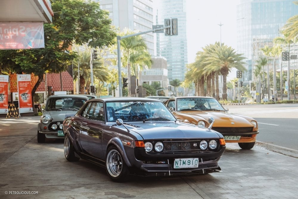 Meet Some Of The Deliciously Raw JDM Custom Cars From Sushi Factory In The Philippines
