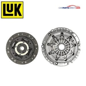 CLUTCH SET, 5 SPEED. FORD RANGER MK3, TRANSIT MK6 / MAZDA BT50 PRO * (T6, TKE, V347, V348)