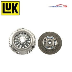 CLUTCH SET, 6 SPEED. FORD RANGER MK3, TRANSIT MK 6-7 / MAZDA BT50 PRO PICKUP * (MT82, T6, TKE, V347, V348)