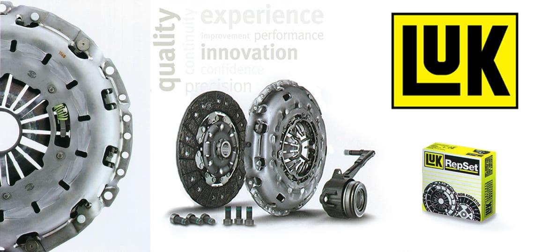 LUK_Clutch Set Car Parts