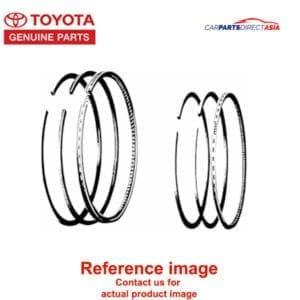 13011-17030 PISTON RING, TOYOTA-GEN LAND CRUISER 70, COASTER * (1HD, 1HZ * HDJ80, HDJ100, HZJ75, HZJ79, HZJ80, HZJ105, HZB50)
