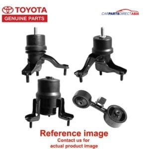12372-0D191 ENGINE MOUNTING LH, TOYOTA-GEN ALTIS * (ZRE141, ZZE141)