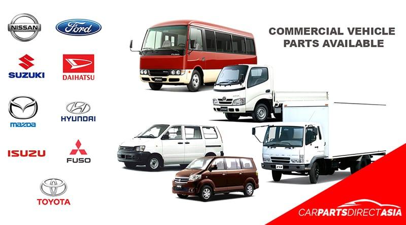 Commercial Vehicles Van Lorry Truck Bus Auto Parts for sale online